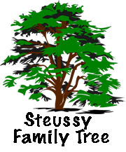 A Full Listing of Steussy's since 1823